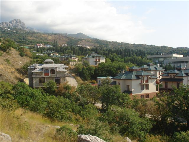 Город на 14 гектарах у моря
