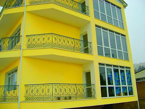 3-х этажный 12-ти квартирный дом в Ялте - Массандра, готовность 100 %
