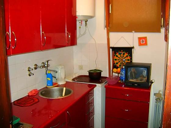 Я думаю, что на этой кухне будет удобно любой хозяйке